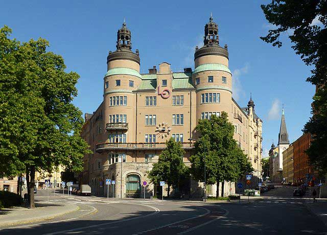 LO-borgen, Stockholm. Foto: Holger.Ellgaard [CC BY-SA (https://creativecommons.org/licenses/by-sa/3.0)